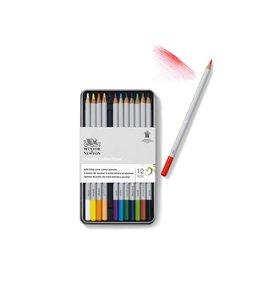 Winsor & Newton Studio Collection 12 crayons en boîte