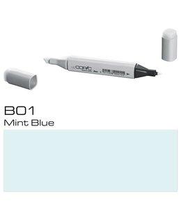 Copic Marqueur Copic Classic B01 Bleu menthe