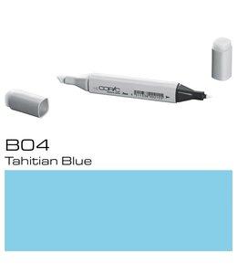 Copic Marqueur Copic Classic B04 Bleu Tahitien