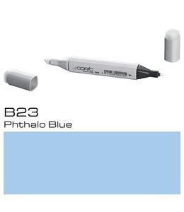 Copic Marqueur Copic Classic B23 Bleu Phtalo