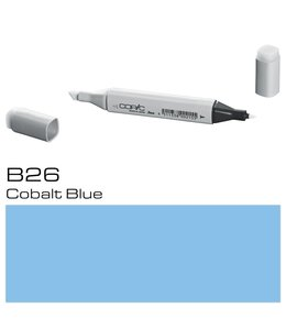 Copic Marqueur Copic Classic B26 Bleu Cobalt