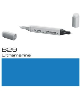 Copic Marqueur Copic Classic B29 Outremer