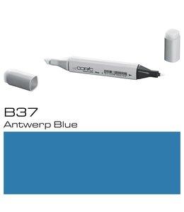 Copic Marqueur Copic Classic B37 Anvers Bleu