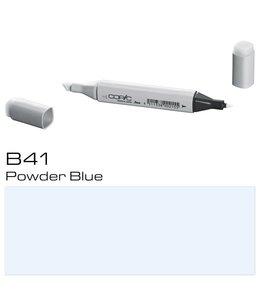 Copic Marqueur Copic Classic B41 Bleu poudre