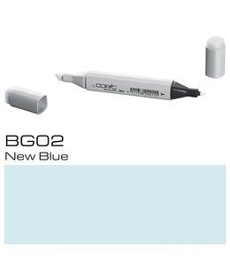 Copic Marqueur Copic Classic BG02 New Blue