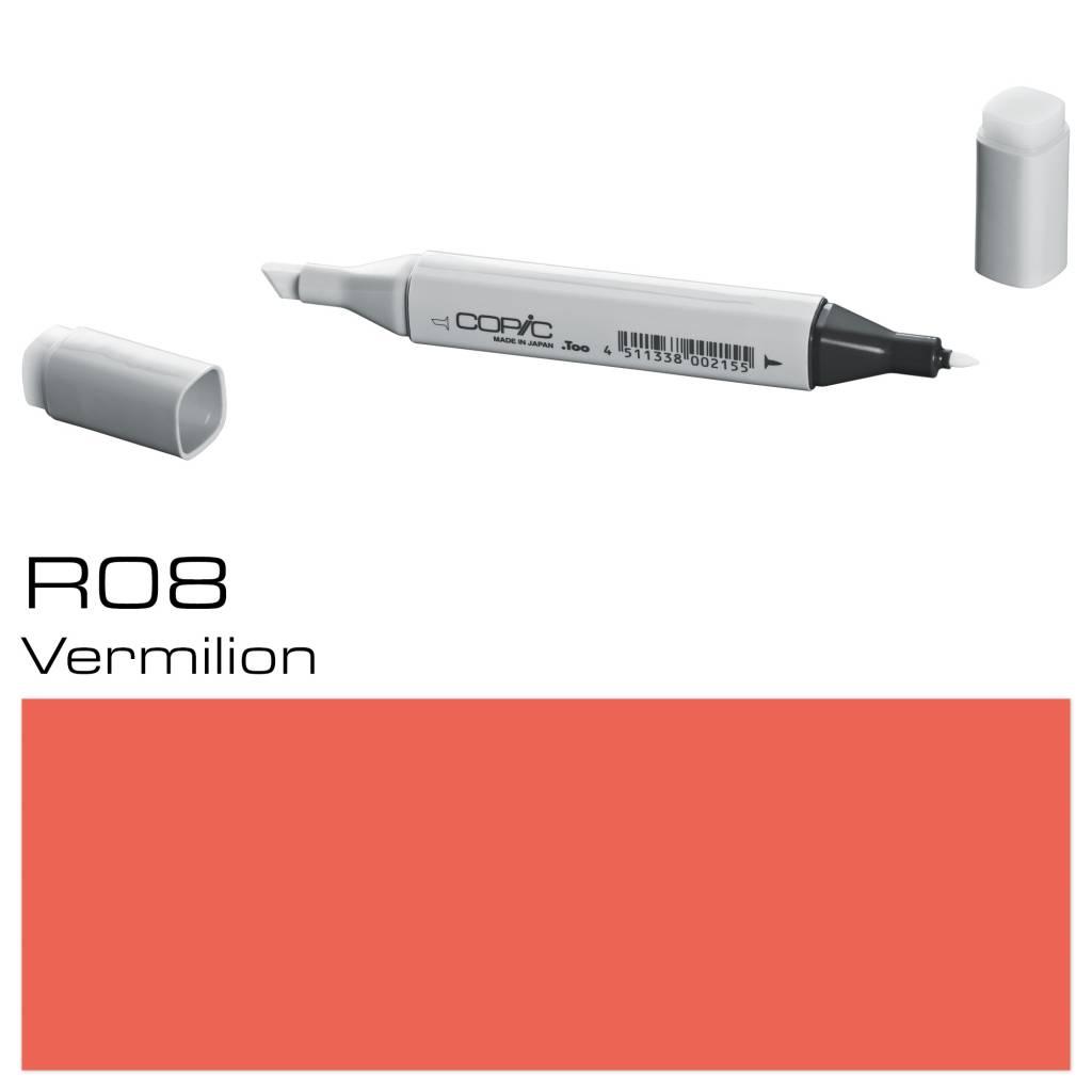 COPIC Marker Vermilion