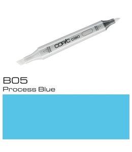 Copic Marqueur Copic Ciao B05 Process Blue
