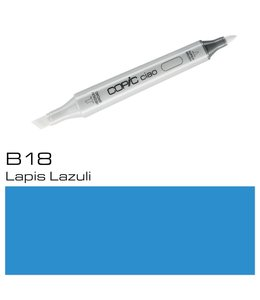 Copic Marqueur Copic Ciao B18 Lapis Lazuli