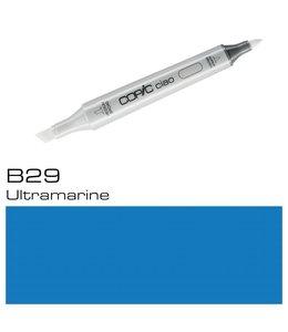 Copic Marqueur Copic Ciao B29 Ultramarine