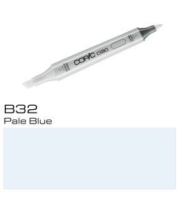 Copic Marqueur Copic Ciao B32 Pale Blue
