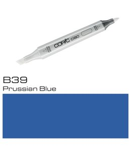 Copic Marqueur Copic Ciao B39 Prussian Blue