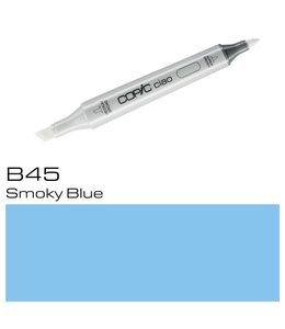 Copic Marqueur Copic Ciao B45 Smokey Blue