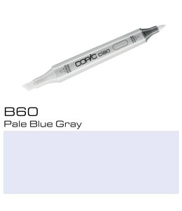 Copic Copic Ciao Marker B60 Pale Blue Gray
