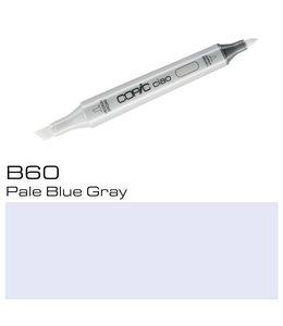 Copic Marqueur Copic Ciao B60 Pale Blue Gray