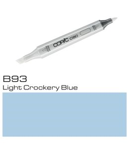 Copic Marqueur Copic Ciao B93 Light Cockery Blue
