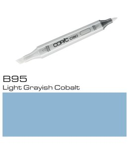 Copic Marqueur Copic Ciao B95 Light Grayish Blue