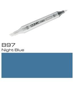 Copic Copic Ciao Marker B97 Night Blue