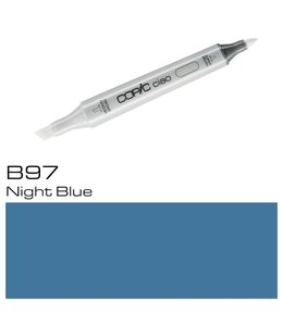 Copic Marqueur Copic Ciao B97 Night Blue