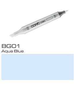 Copic Marqueur Copic Ciao BG01 Aqua Blue