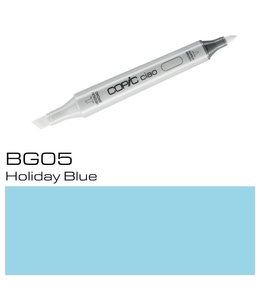 Copic Marqueur Copic Ciao BG05 Holiday Blue