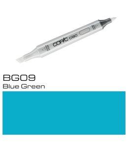 Copic Marqueur Copic Ciao BG09 Blue Green