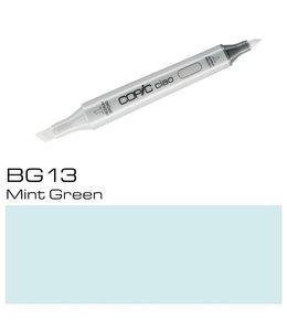 Copic Copic Ciao Marker BG13 Mint Green