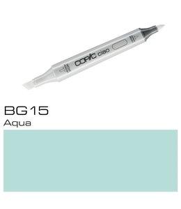Copic Copic Ciao Marker BG15 Aqua
