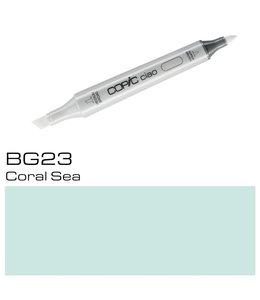 Copic Marqueur Copic Ciao BG23 Coral Sea