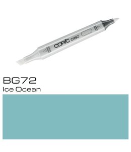 Copic Copic Ciao Marker BG72 Ice Ocean
