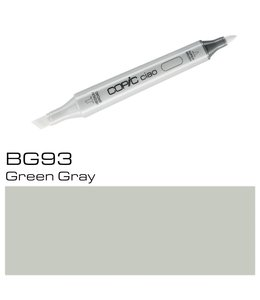 Copic Marqueur Copic Ciao BG93 Green Gray