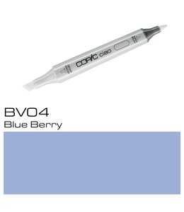 Copic Marqueur Copic Ciao BV04 Blue Berry