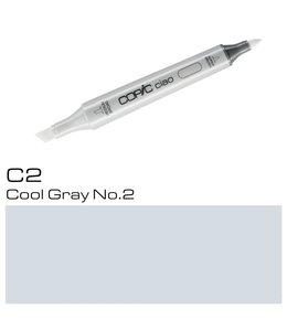 Copic Marqueur Copic Ciao C2 Cool Gray No. 2