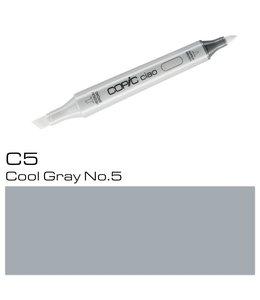 Copic Marqueur Copic Ciao C5 Cool Gray No. 5