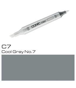 Copic Copic Ciao Marker C7 Cool Gray No. 7