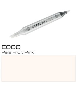 Copic Copic Ciao Marker E000 Pale Fruit Pink