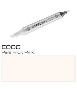 Copic Marqueur Copic Ciao E000 Pale Fruit Pink