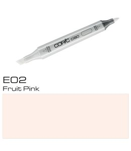 Copic Copic Ciao Marker E02 Fruit Pink