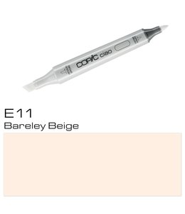 Copic Marqueur Copic Ciao E11 Bareley Beige