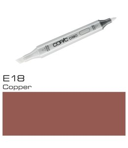Copic Copic Ciao Marker E18 Copper