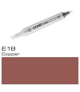 Copic Marqueur Copic Ciao E18 Copper