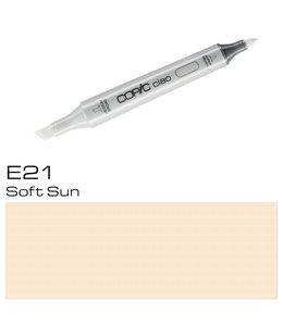 Copic Copic Ciao Marker E21 Soft Sun