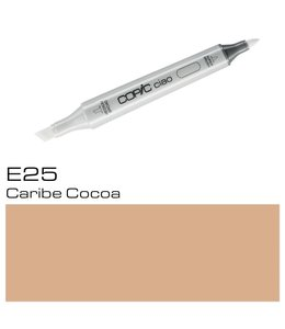 Copic Copic Ciao Marker E25 Caribe Cocoa