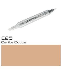 Copic Marqueur Copic Ciao E25 Caribe Cocoa