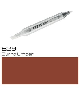 Copic Copic Ciao Marker E29 Burnt Umber