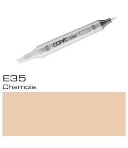 Copic Marqueur Copic Ciao E35 Chamois