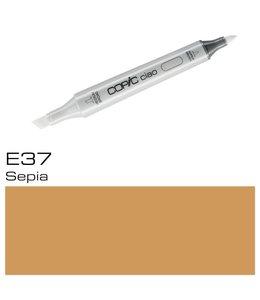 Copic Copic Ciao Marker E37 Sepia