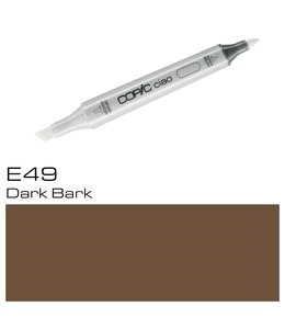 Copic Copic Ciao Marker E49 Dark Bark