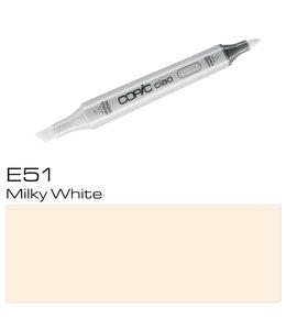Copic Copic Ciao Marker E51 Milky White