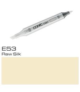 Copic Marqueur Copic Ciao E53 Raw Silk