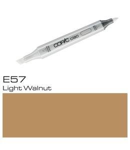 Copic Copic Ciao Marker E57 Light Walnut
